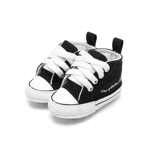 Tênis Converse Chuck Taylor My First All Star Preto